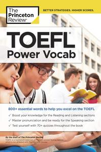 TOEFL Power Vocab: 800+ Essential Words to Help You Excel on the TOEFL