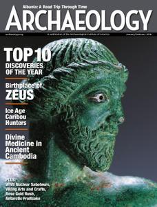 Archaeology-Magazine-January-February-2018 Archaeology Magazine - January/February 2018