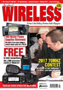 download Practical Wireless - February 2018