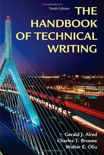 download The Handbook of Technical Writing (10th Edition)