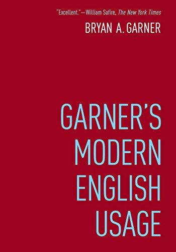 Garners-Modern-English-Usage-4th-Edition download Garner's Modern English Usage, 4th Edition