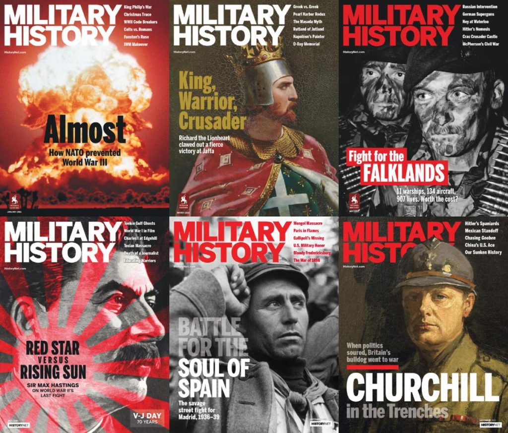 Military-History-Full-Year-2015-Collection-1024x873 Military History - Full Year 2015 Collection