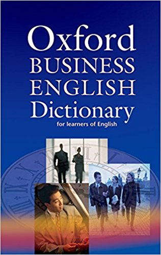 download Oxford Business English Dictionary, 2nd Edition