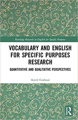 Vocabulary and English for Specific Purposes Research (2017)