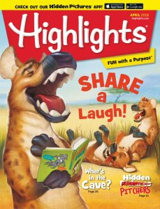 Highlights for Children - April 2018