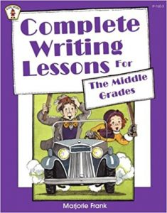 Download: Complete Writing Lessons For The Middle Grades