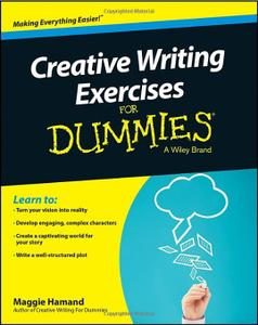 Creative-Writing-Exercises-For-Dummies-238x300 Creative Writing Exercises For Dummies by Maggie Hamand