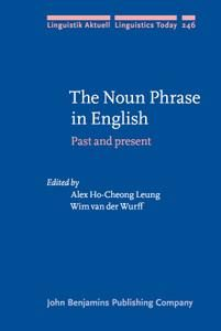 The-Noun-Phrase-in-English-Past-and-present-201x300 The Noun Phrase in English: Past and present