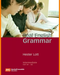 ENGLISH-COURSE-•-Real-English-Grammar-•-Intermediate-240x300 Real English Grammar, Intermediate, CEF B1-B2 (pdf+mp3)