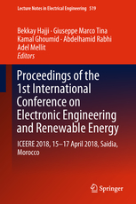 2 Proceedings of the 1st International Conference on Electronic Engineering and Renewable Energy