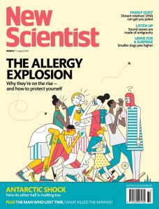 download New Scientist International Edition - August 11, 2018