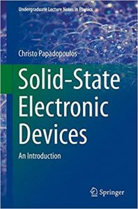 Download: Solid-State Electronic Devices An Introduction (Undergraduate Lecture Notes in Physics)