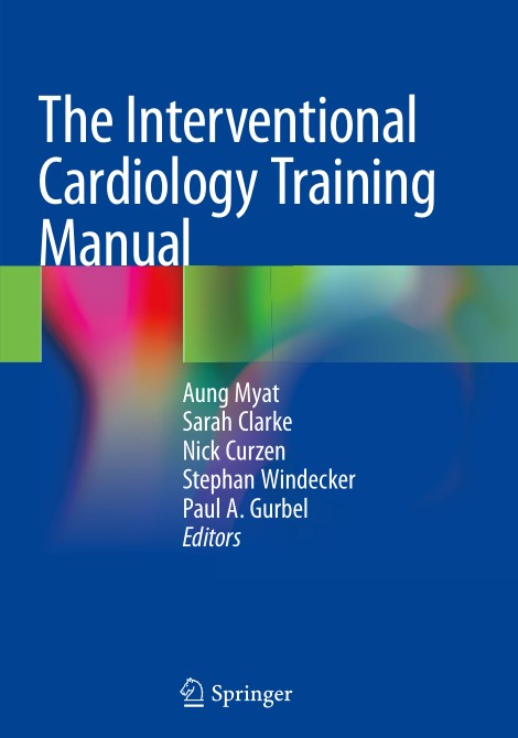 The Interventional Cardiology Training Manual (2018)