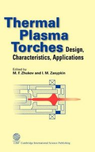 Download: Thermal Plasma Torches Design, Characteristics, Application
