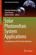 2-4 Solar Photovoltaic System Applications: A Guidebook for Off-Grid Electrification