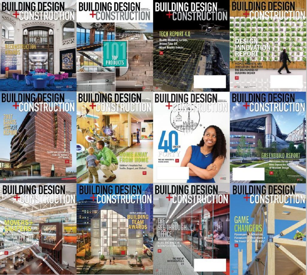 Building-Design-Construction-Full-Year-2017-Collection-1024x919 Building Design + Construction - Full Year 2017 Collection
