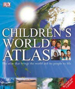 download Children's World Atlas by DK