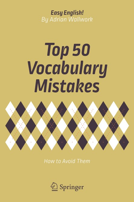 download Top 50 Vocabulary Mistakes: How to Avoid Them