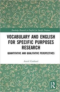 Vocabulary and English for Specific Purposes Research: Quantitative and Qualitative Perspectives