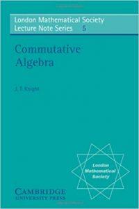 Download: Commutative Algebra An Introduction