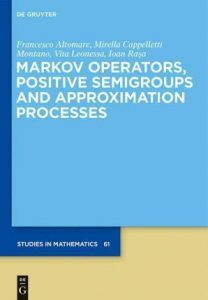 Download: Markov Operators, Positive Semigroups and Approximation Processes