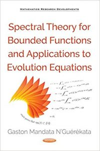 Download: Spectral Theory for Bounded Functions and Applications to Evolution Equations