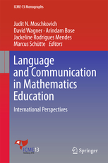 Language and Communication in Mathematics Education International Perspectives