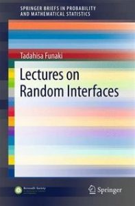 Download: Lectures on Random Interfaces