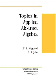 Download: Topics In Applied Abstract Algebra.