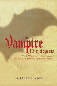 The Vampire Encyclopedia