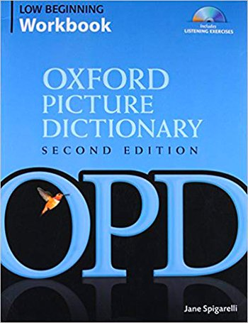 Oxford Picture Dictionary Low Beginning Workbook (pdf+mp3)