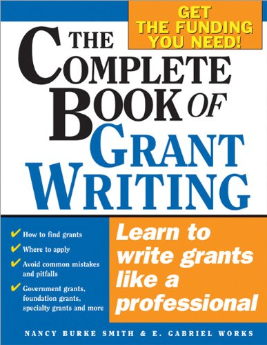 The-Complete-Book-of-Grant-Writing The Complete Book of Grant Writing: Learn to Write Grants Like a Professional