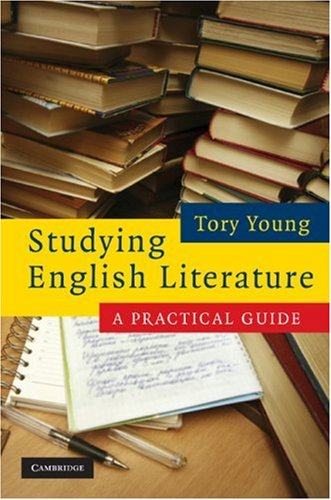 download Studying English Literature: A Practical Guide