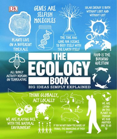 download The Ecology Book: Big Ideas Simply Explained (2019)