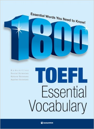1800 TOEFL ESSENTIAL VOCABULARY Kindle