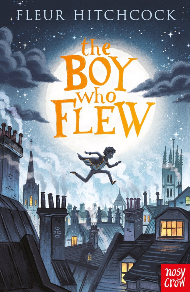 download The Boy Who Flew (pdf)