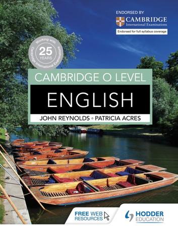 Cambridge-O-Level-English Cambridge O Level English