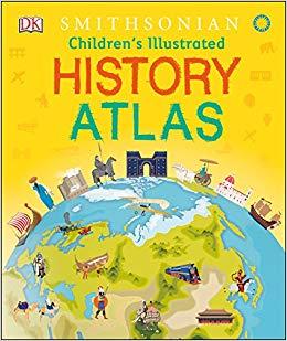 Childrens-Illustrated-History-Atlas Children's Illustrated History Atlas (2018)