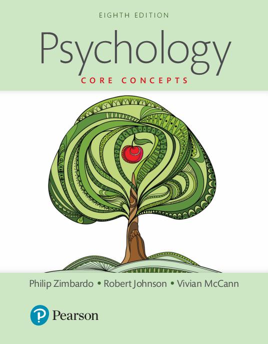 Psychology-Core-Concepts Psychology: Core Concepts, Eightih Edition