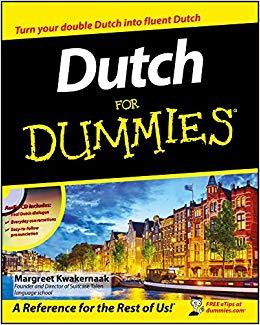 Dutch-For-Dummies Dutch For Dummies