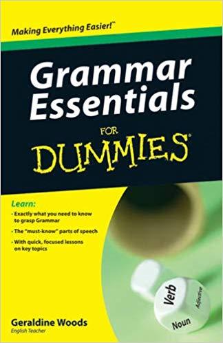 Grammar-Essentials-For-Dummies-1 Grammar Essentials For Dummies