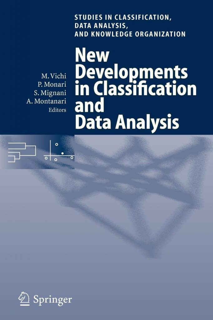 New Developments in Classification and Data Analysis: Proceedings of the Meeting of the Classification and Data Analysis