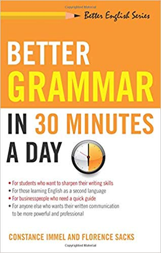 Better-Grammar-in-30-Minutes-a-Day [Better English] Better Grammar in 30 Minutes a Day
