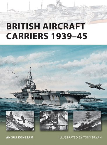 British-Aircraft-Carriers-1939-45-New-Vanguard British Aircraft Carriers 1939-45 (New Vanguard) (2010)