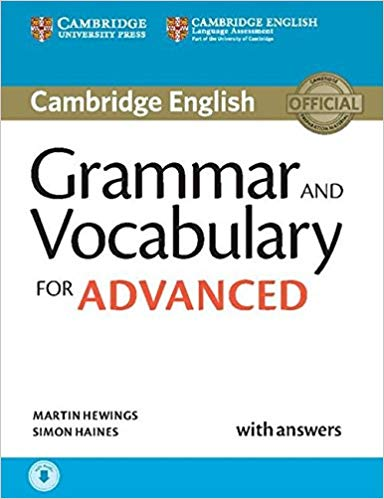 Grammar-and-Vocabulary-for-Advanced Cambridge English Grammar and Vocabulary for Advanced (Book+Audio)