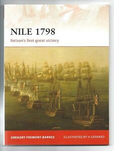Nile-1798-Nelsons-first-great-victory-Campaign Nile 1798: Nelson's first great victory (Campaign)(2011)