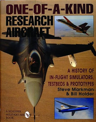 One-of-a-Kind-Research-Aircraft One-of-a-Kind Research Aircraft (2004)