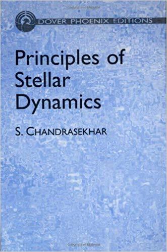 Principles of Stellar Dynamics (Dover Books on Physics)