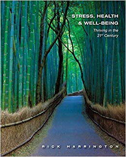 Stress-Health-and-Well-Being-Thriving-in-the-21st-Century Stress, Health and Well-Being: Thriving in the 21st Century (2012)