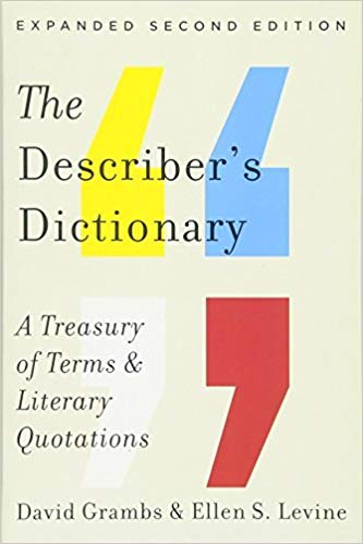 The-Describers-Dictionary-A-Treasury-of-Terms-Literary-Quotations The Describer's Dictionary: A Treasury of Terms & Literary Quotations (2014)